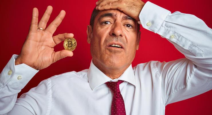 Курс биткоина рухнул: в чем причина