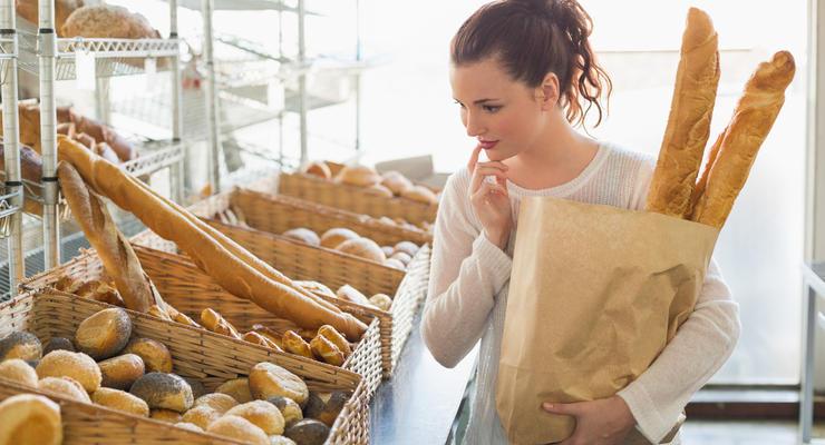 Потребление продуктов в Украине сократилось