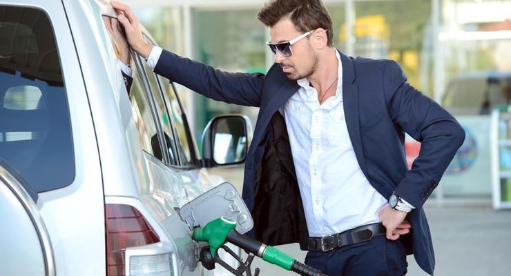 Цены на бензин в Украине продолжили рост