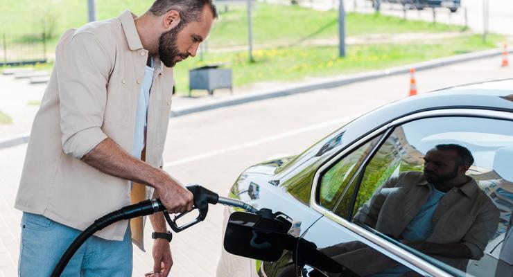 Цены на бензин и автогаз в Украине растут