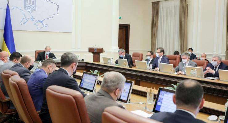 Правительство Украины одобрило стратегию энергетической безопасности
