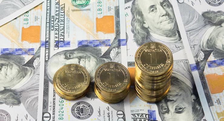 Курс доллара в Украине: НБУ прогнозирует подорожание