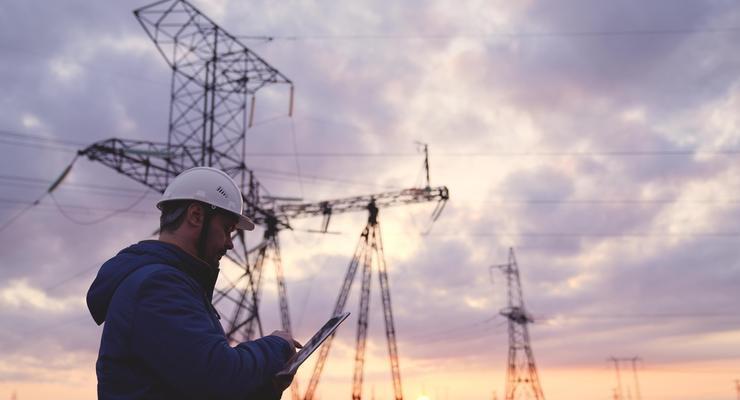 Цена электроэнергии в Украине выросла