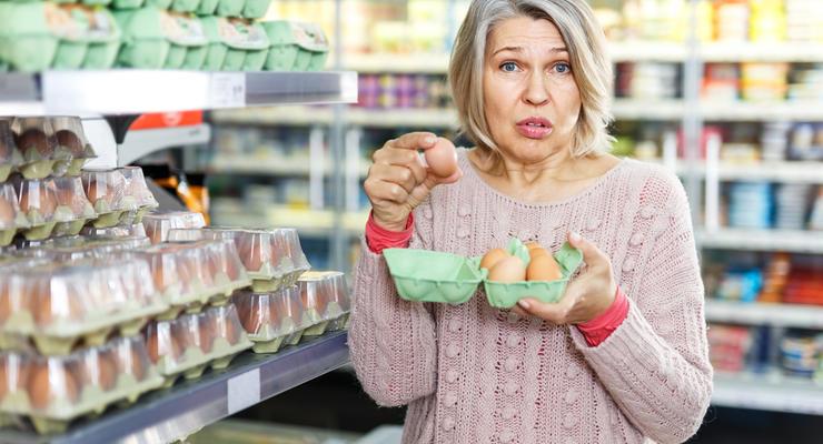 Производство яиц в Украине снизилось: как изменятся цены