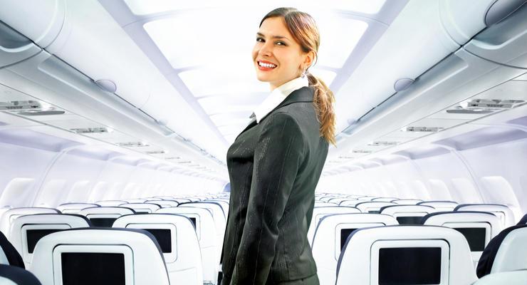 Профессия стюардессы в Украине: требования, зарплата, где выучиться