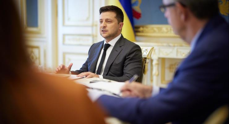 """Цены на газ в Украине могут вырасти после запуска """"Северного потока-2"""" – Зеленский"""