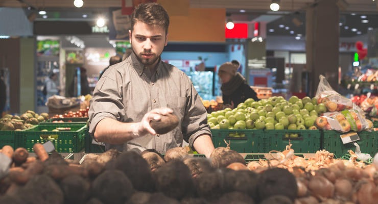 В Украине прогнозируют дефицит картофеля