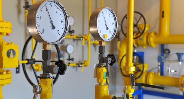 Цены на газ в Европе впервые превысили $700 за тысячу кубометров