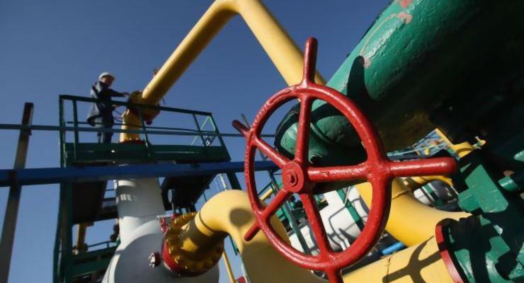 Цена на газ в Европе превысила 840 долларов