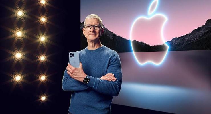 Акции Apple упали после презентации