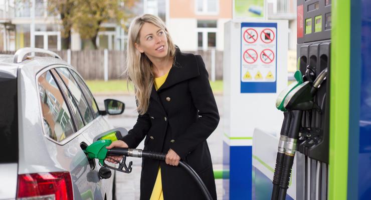Бензин в Украине дорожает после публикации новой предельной цены
