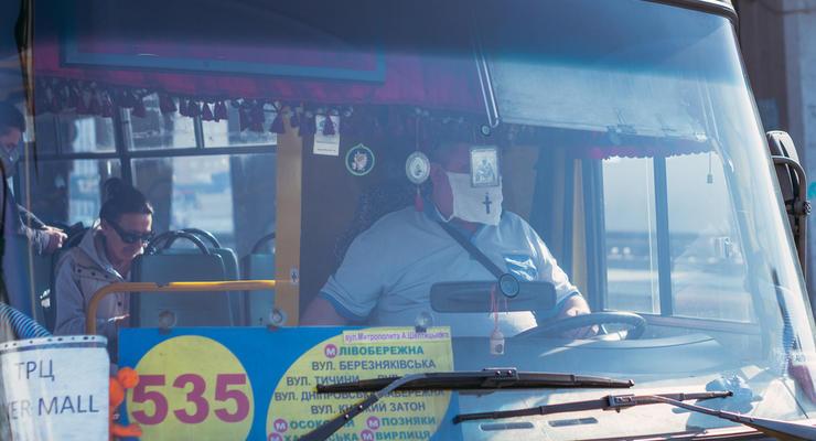 Цены на проезд в маршрутках в Киевской области выросли