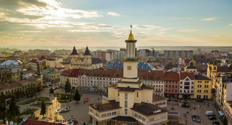 В Украине представили рейтинг городов по качеству жизни