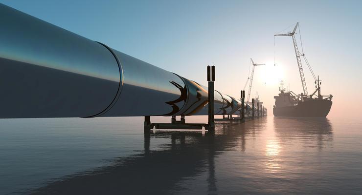 Газпром увеличил закачку в газохранилища Европы