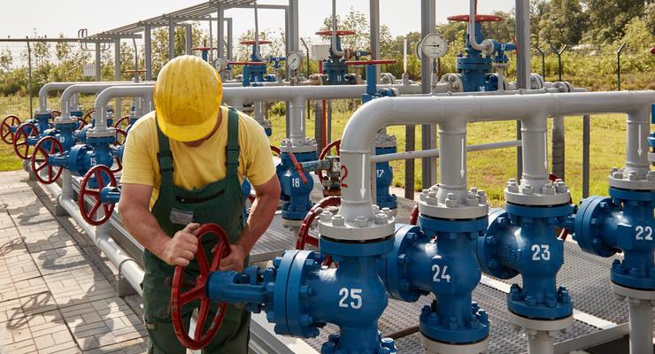 Газпром остановил транзит газа в Венгрию через Украину