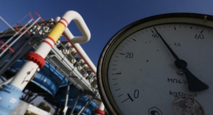 Цена на газ в Европе два раза за день установила рекорд