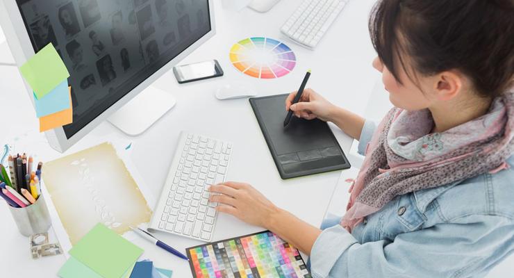 Зарплата дизайнера в Украине - цифры