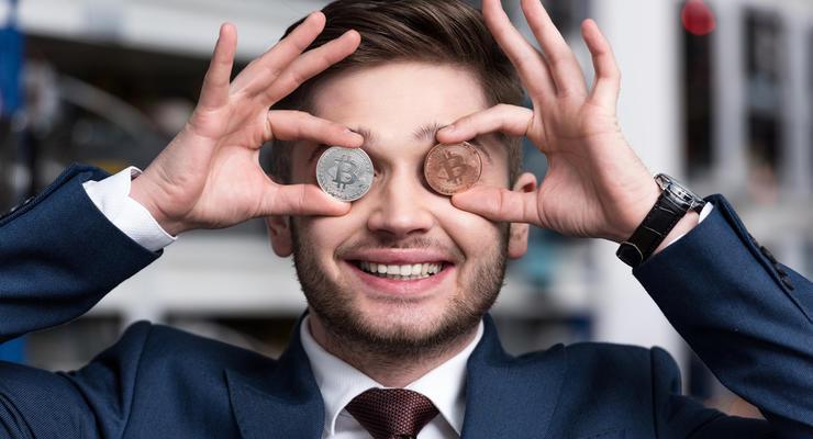 Украинцы оказались первыми в мире по владению криптовалютой