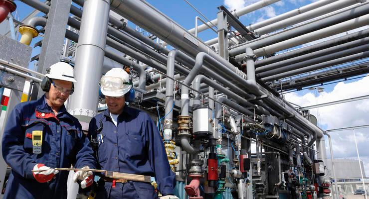 Цена газа в Европе приблизилась к $2000