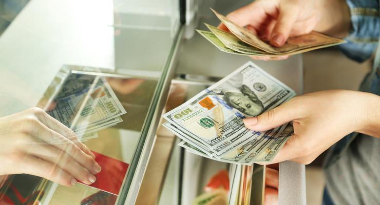 Курс валют на 07.10.2021: доллар падает