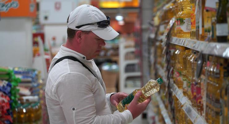 Цены на подсолнечное масло в Украине изменятся
