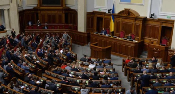 Рада обратилась к ЕС по поводу членства Украины