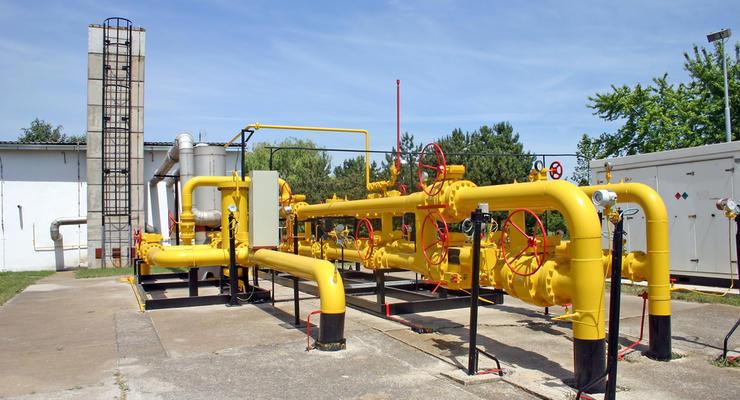 Евросоюз поможет Украине с газом